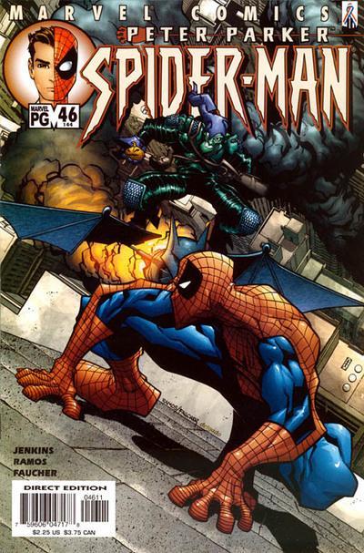 Peter Parker: Spider-Man #46