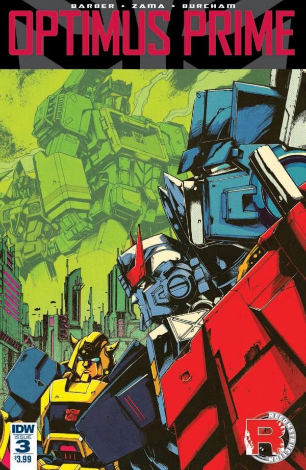 Optimus Prime #3