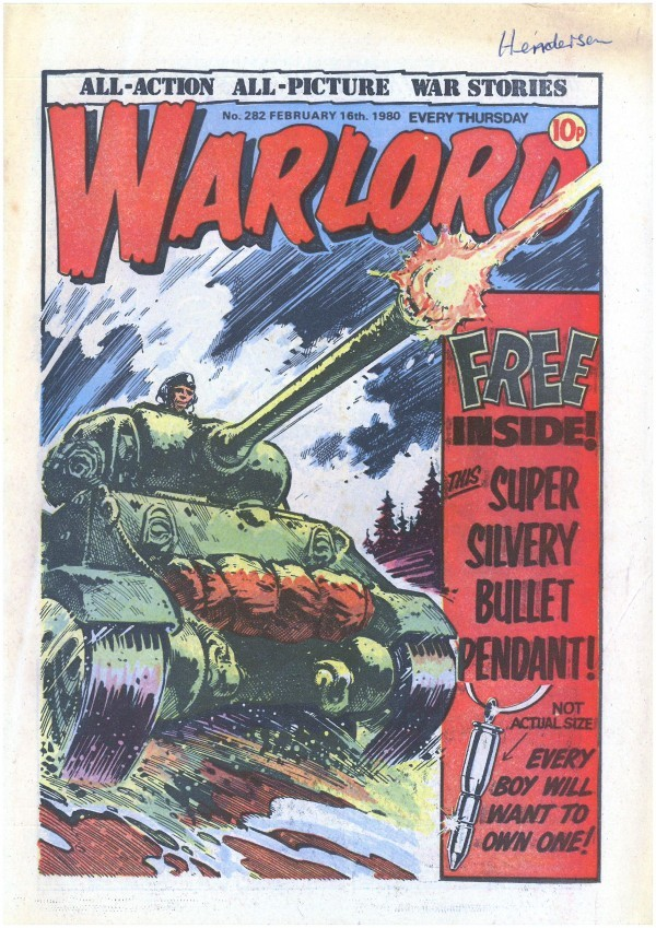 Warlord #282