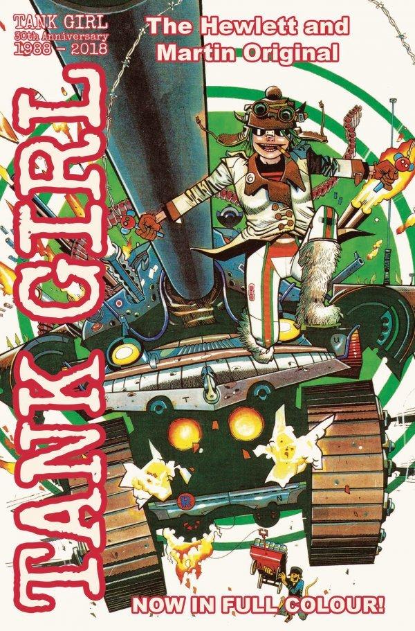 Tank Girl: Full Color Classics:1994-1995 #6