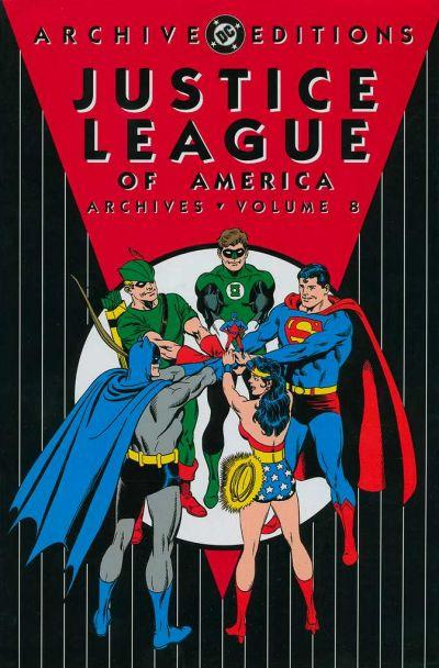 Justice League of America Archives Vol. 8 HC
