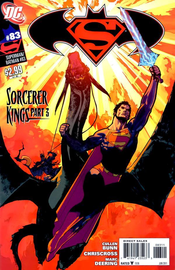 Superman / Batman #83