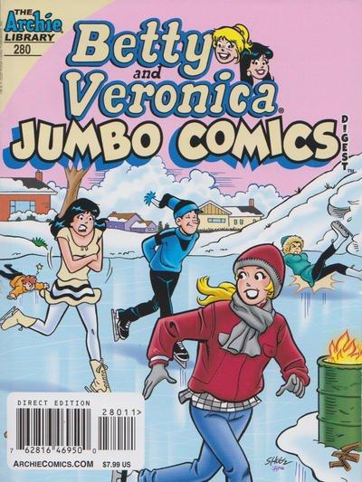 Betty and Veronica Jumbo Comics Digest #280