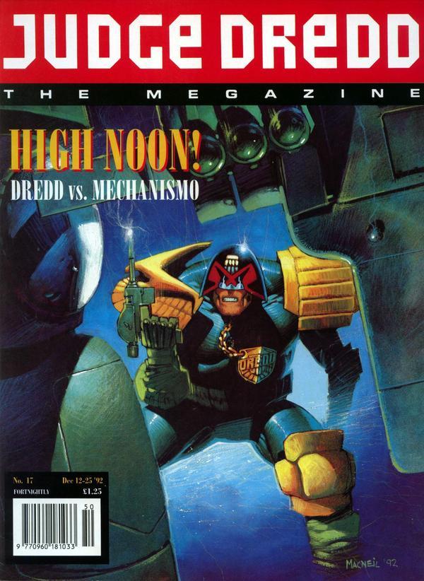 Judge Dredd: The Megazine #17