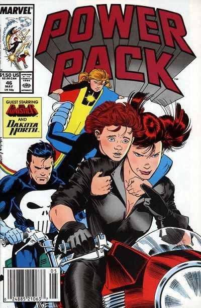 Power Pack #46