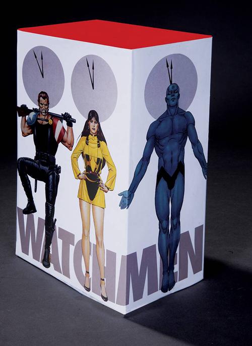 Watchmen Collector's Edition Box Set