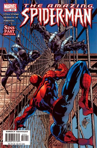 The Amazing Spider-Man #512