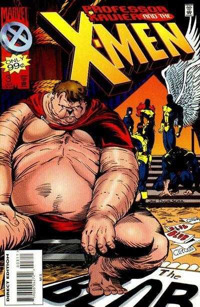 Professor Xavier and the X-Men #3