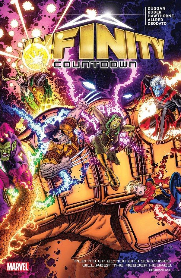 Infinity Countdown TP