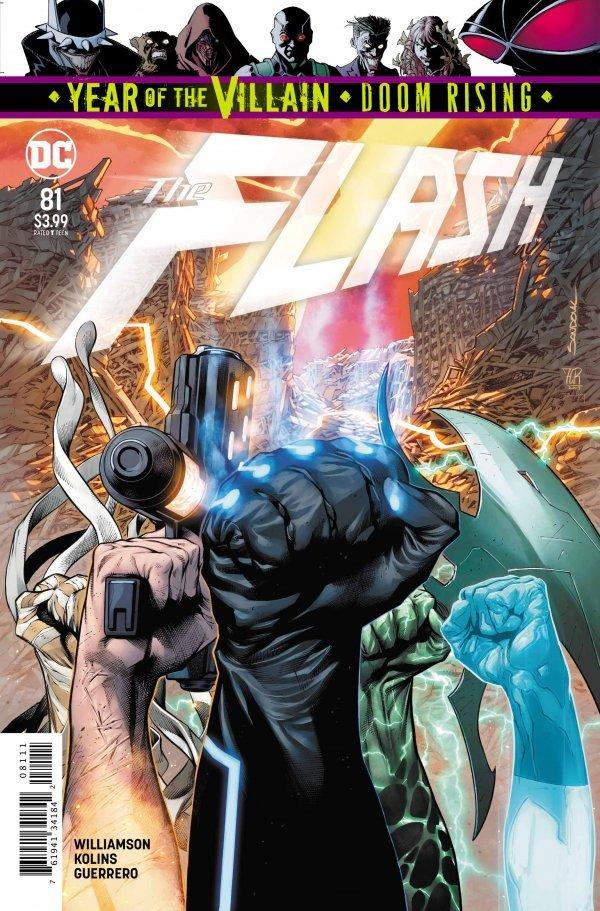 The Flash #81