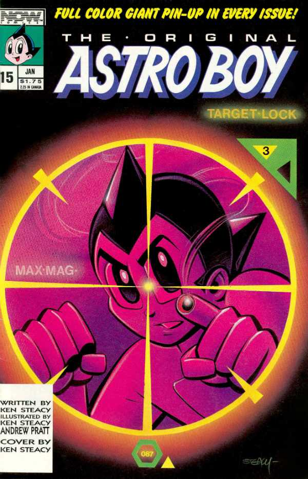 The Original Astro Boy #15