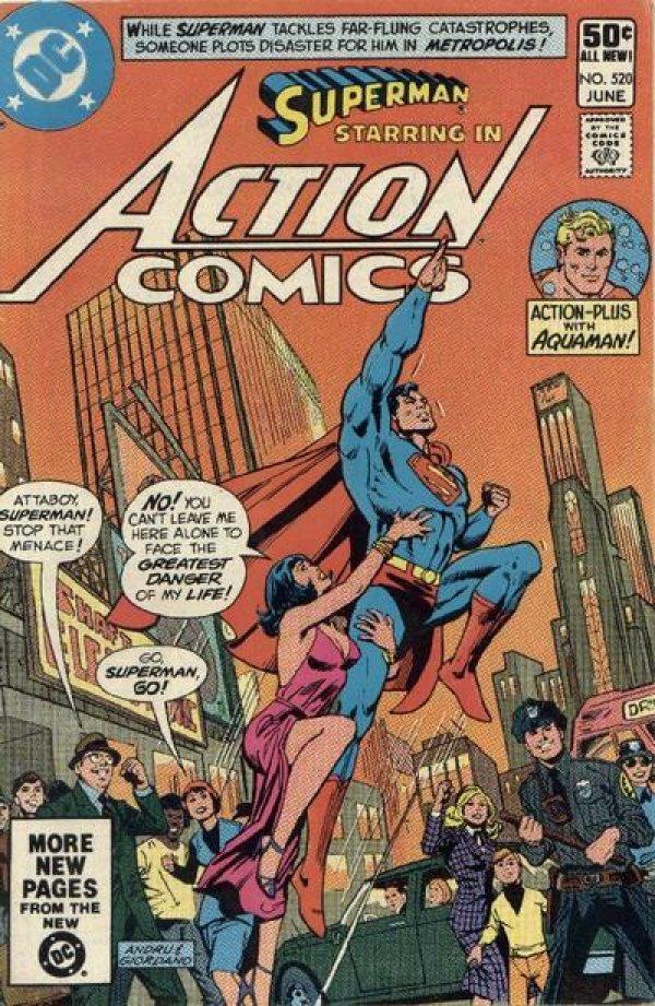 Action Comics #520