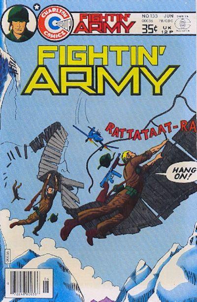 Fightin' Army #133