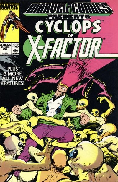 Marvel Comics Presents #23