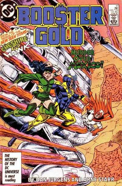 Booster Gold #17
