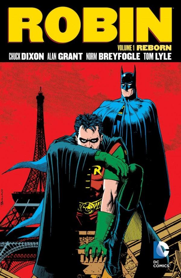 Robin Vol. 1: Reborn TP