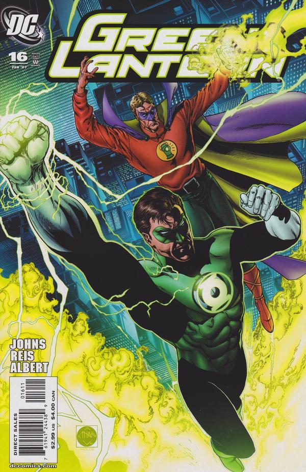 Green Lantern #16
