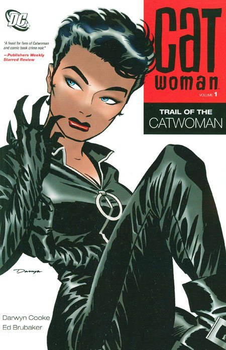 Catwoman Vol. 1: Trail of the Catwoman TP
