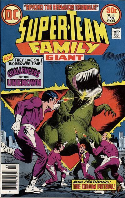 Super-Team Family #8