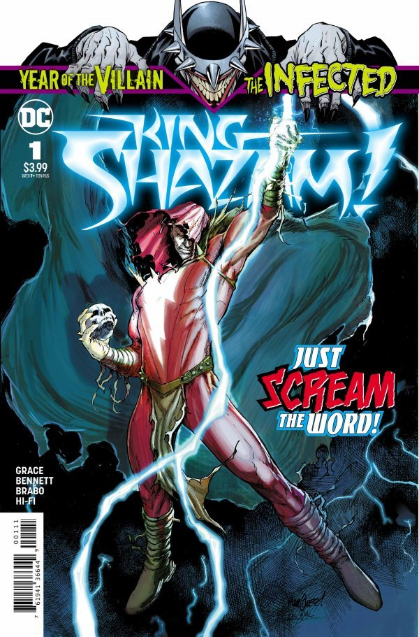 The Infected: King Shazam! #1