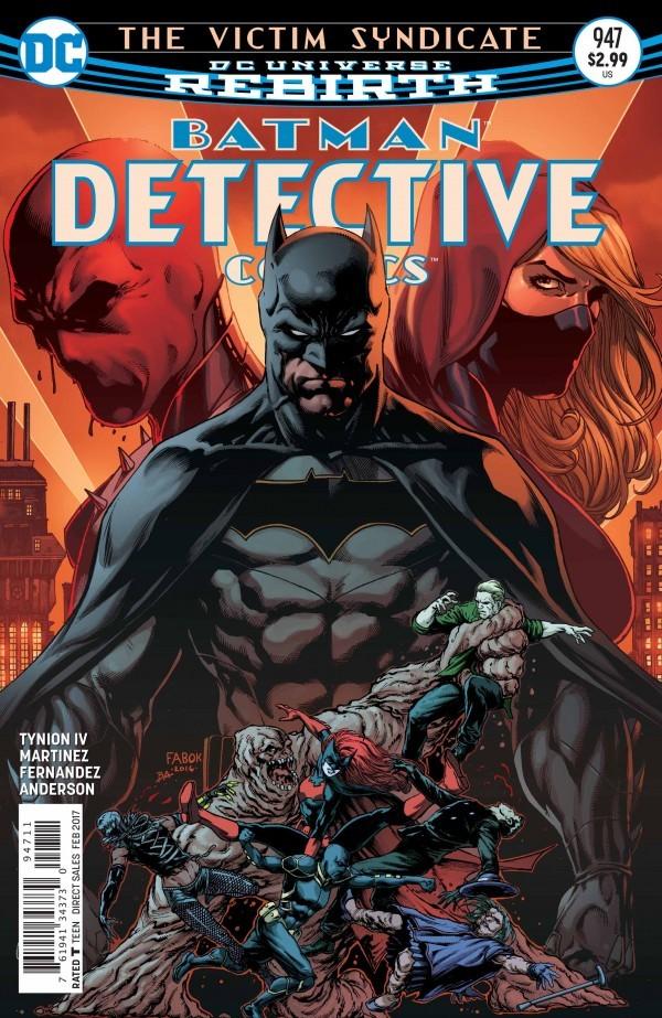Detective Comics #947