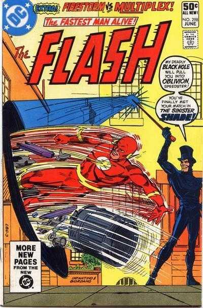 The Flash #298