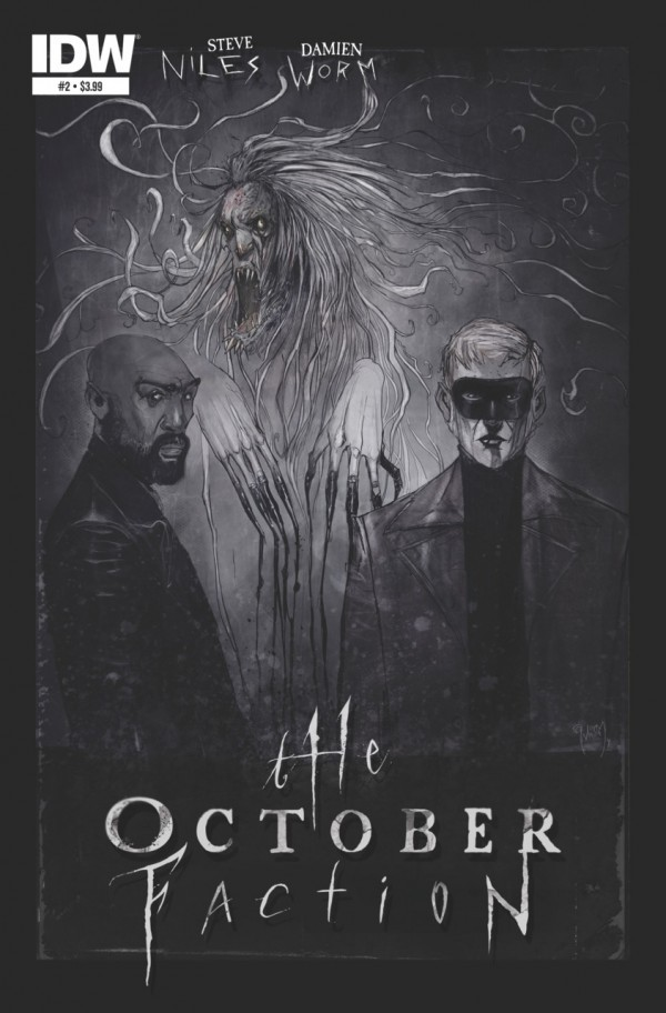 The October Faction #2