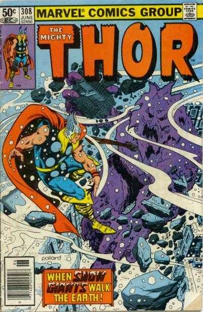 The Mighty Thor #308