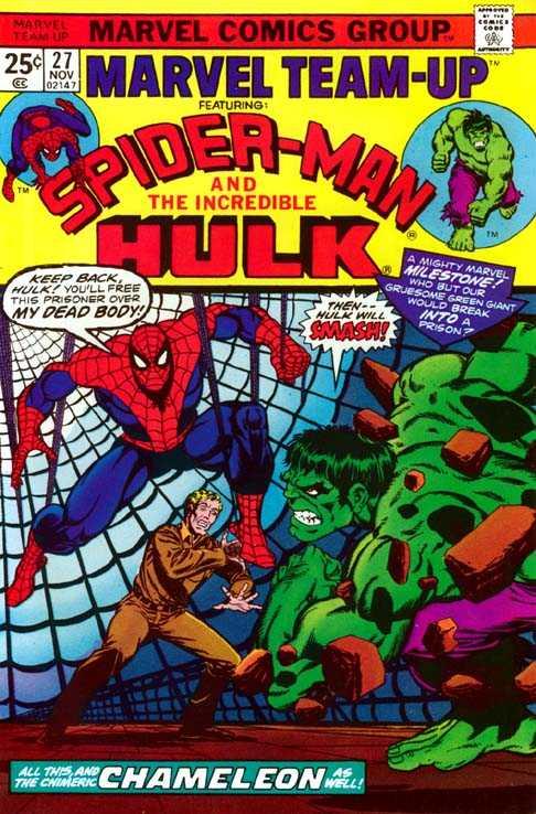 Marvel Team-Up #27