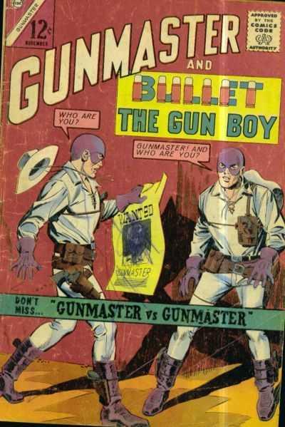 Gunmaster #2
