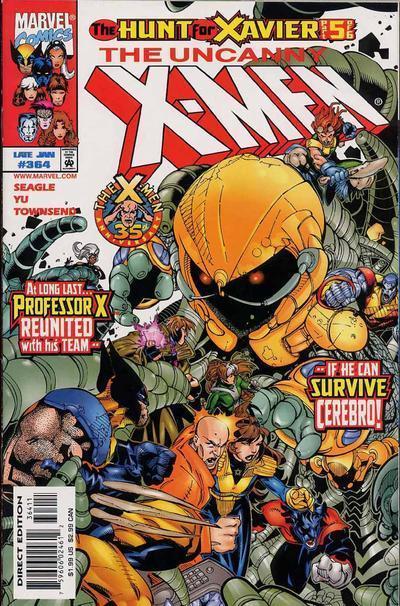 Uncanny X-Men #364
