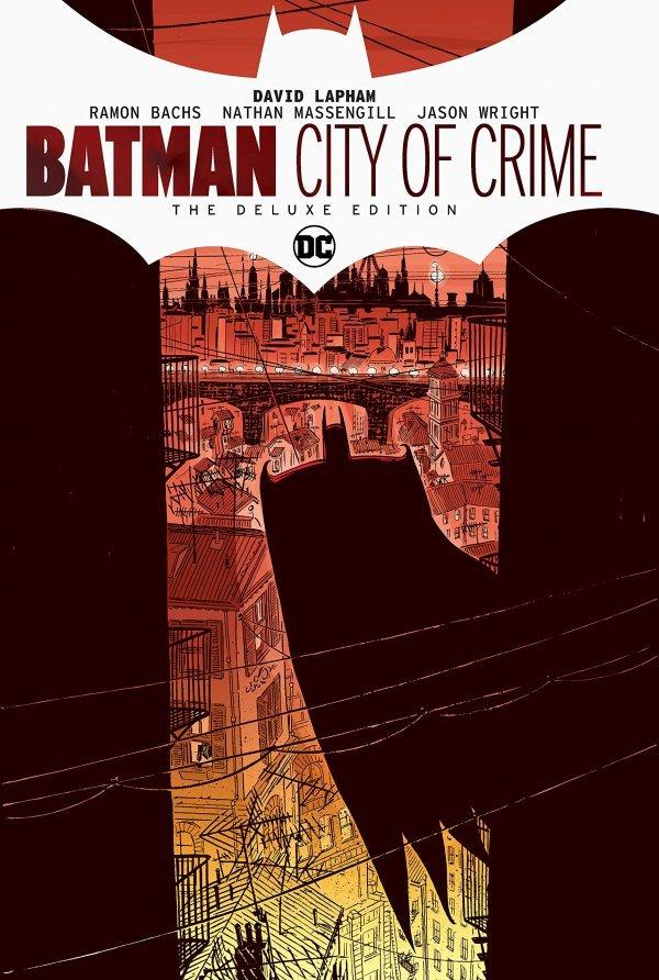 Batman: City of Crime Deluxe Edition HC