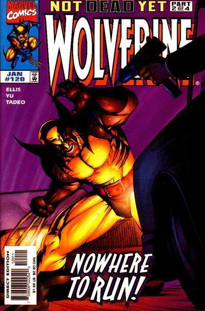 Wolverine #120