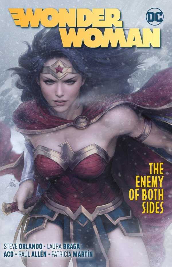 Wonder Woman Vol. 9: The Enemy of Both Sides TP