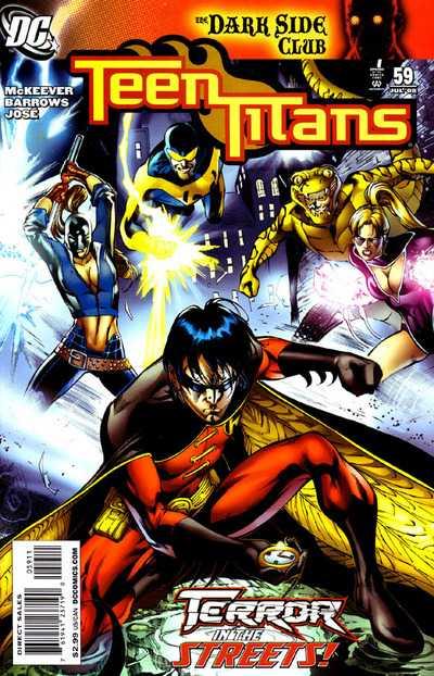 Teen Titans #59