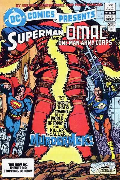 DC Comics Presents #61