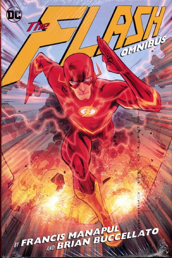 The Flash by Francis Manapul and Brian Buccellato Omnibus HC