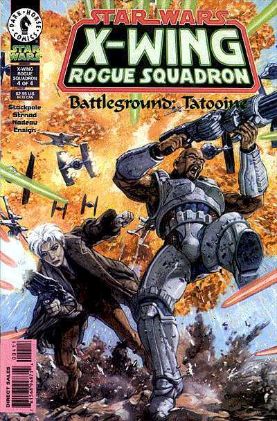 Star Wars: X-Wing - Rogue Squadron #12