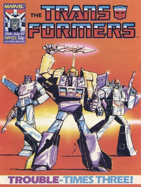 The Transformers #123
