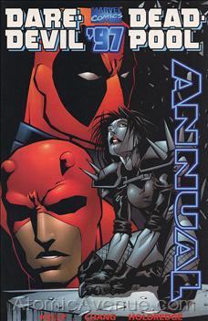 Daredevil / Deadpool Annual '97