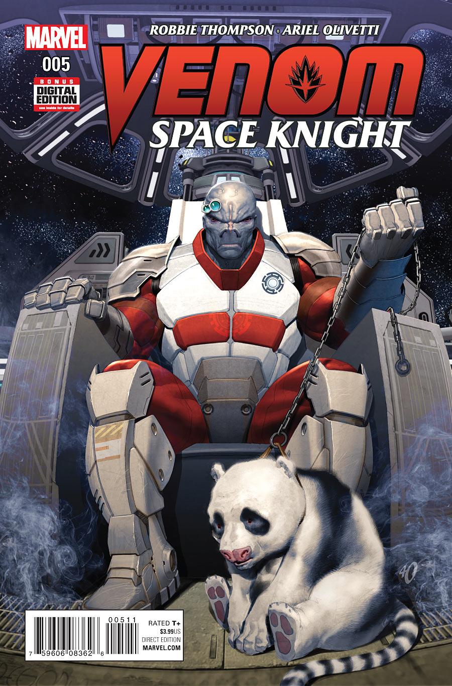 Venom: Space Knight #5
