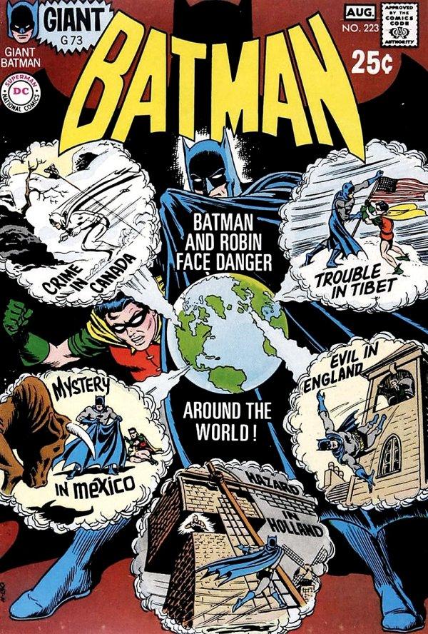 Batman #223