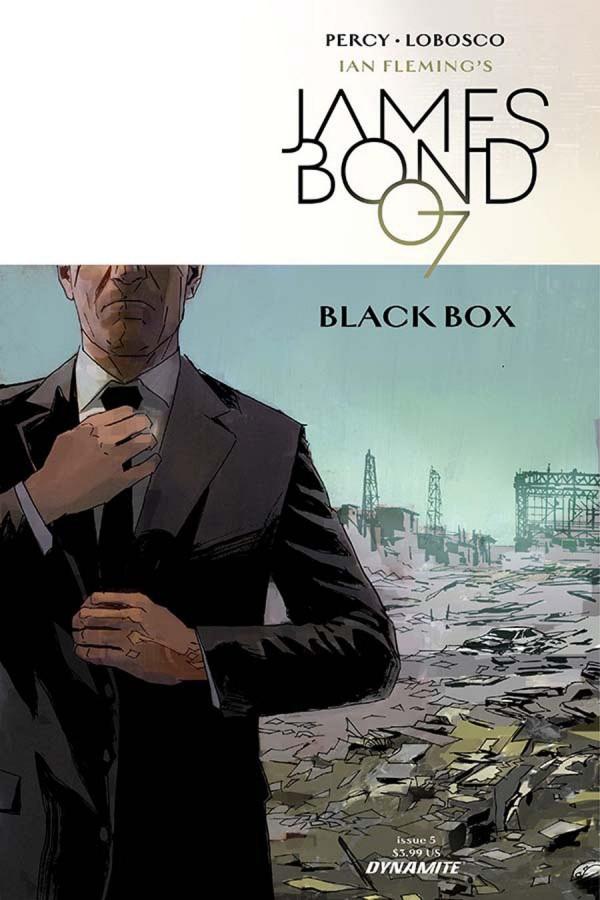 James Bond: Black Box #5
