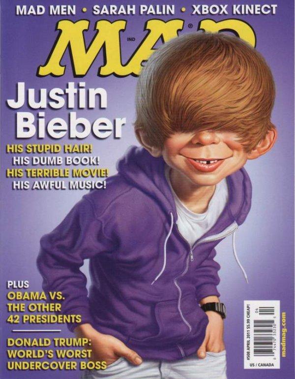 Mad Magazine #508
