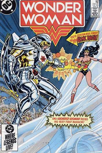 Wonder Woman #324