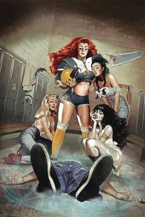 Red Sonja & Vampirella Meet Betty & Veronica #2