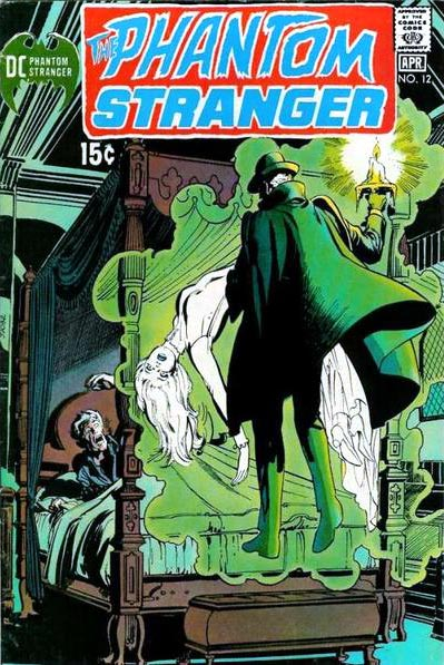 The Phantom Stranger #12