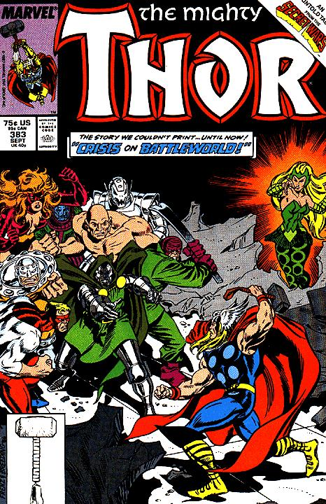 The Mighty Thor #383