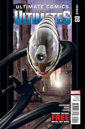 Ultimate Comics: The Ultimates #9