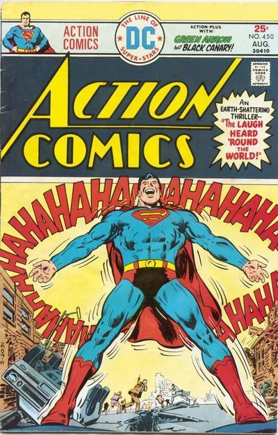 Action Comics #450
